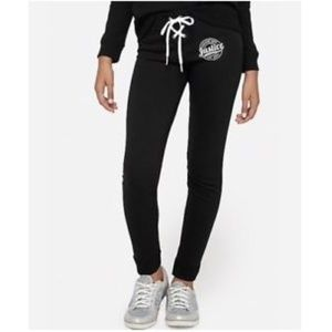 Justice Girls Athletic Laceup Joggers